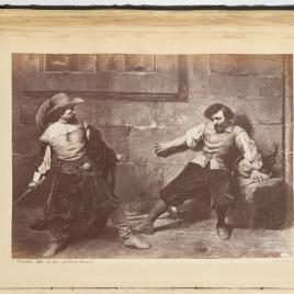 Un lance del siglo XVII