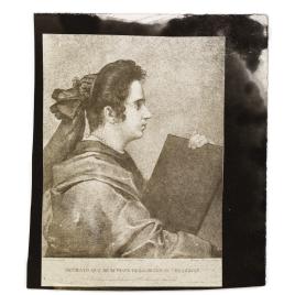 Copiado por el sol [Recurso electrónico] : talbotype illustrations to the Annals of the Artists of Spain de William Stirling Maxwell (1847) /Museo Nacional del Prado.