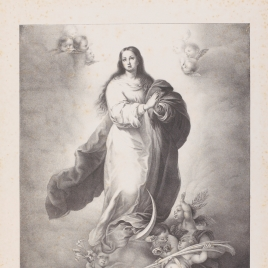 The Immaculate Conception of El Escorial