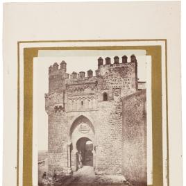 Vista de la Puerta del Sol en Toledo