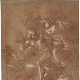 Hércules y Deyanira