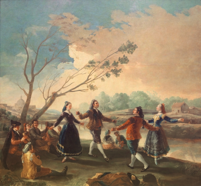 Dance on the Banks of the Manzanares