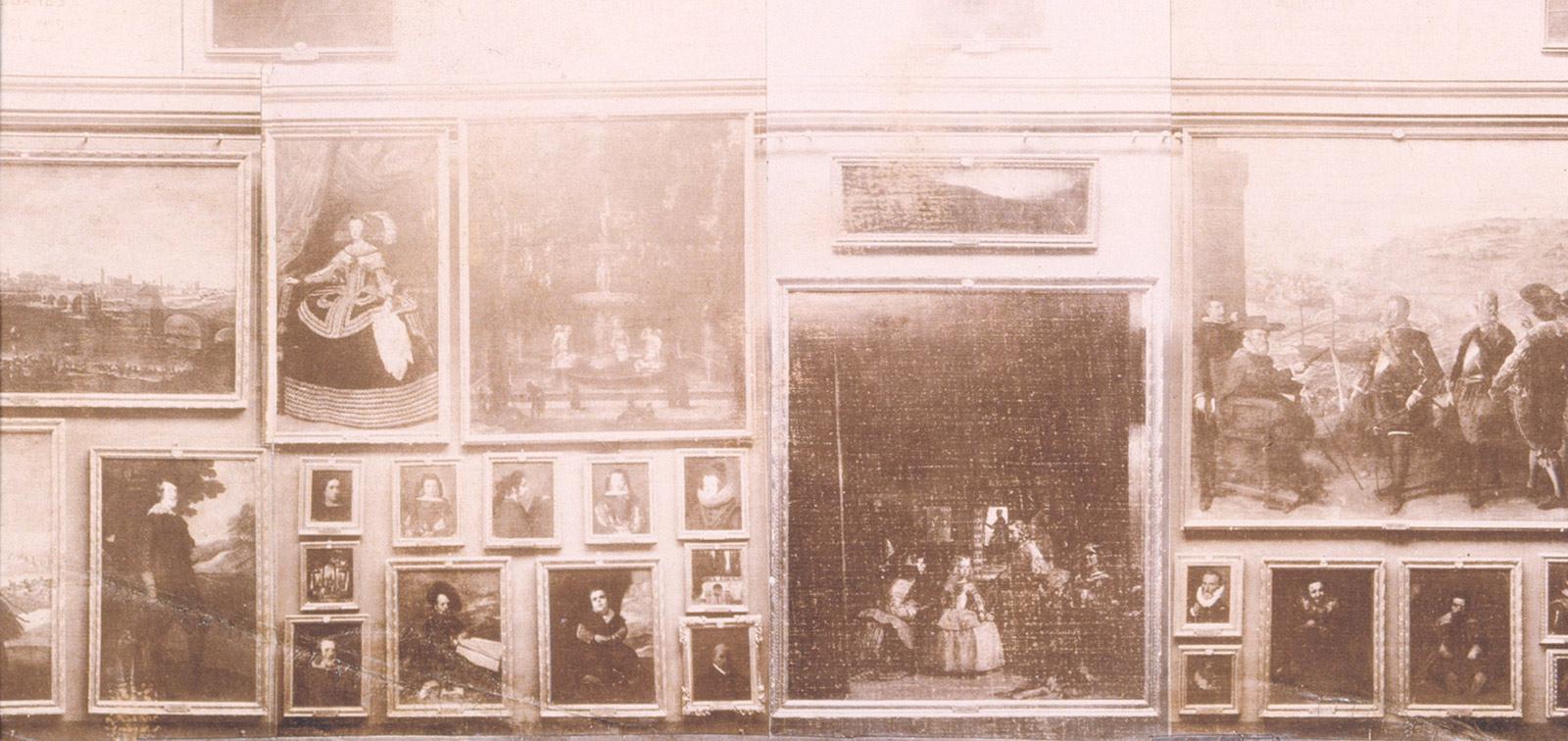 <em>Todo a la vista. La presentación de las colecciones del Museo del Prado en su primer siglo (1819-1920)</em>