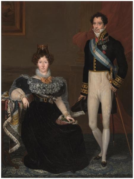 Los duques de San Fernando de Quiroga
