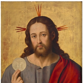 Christ the Saviour with the Eucharist