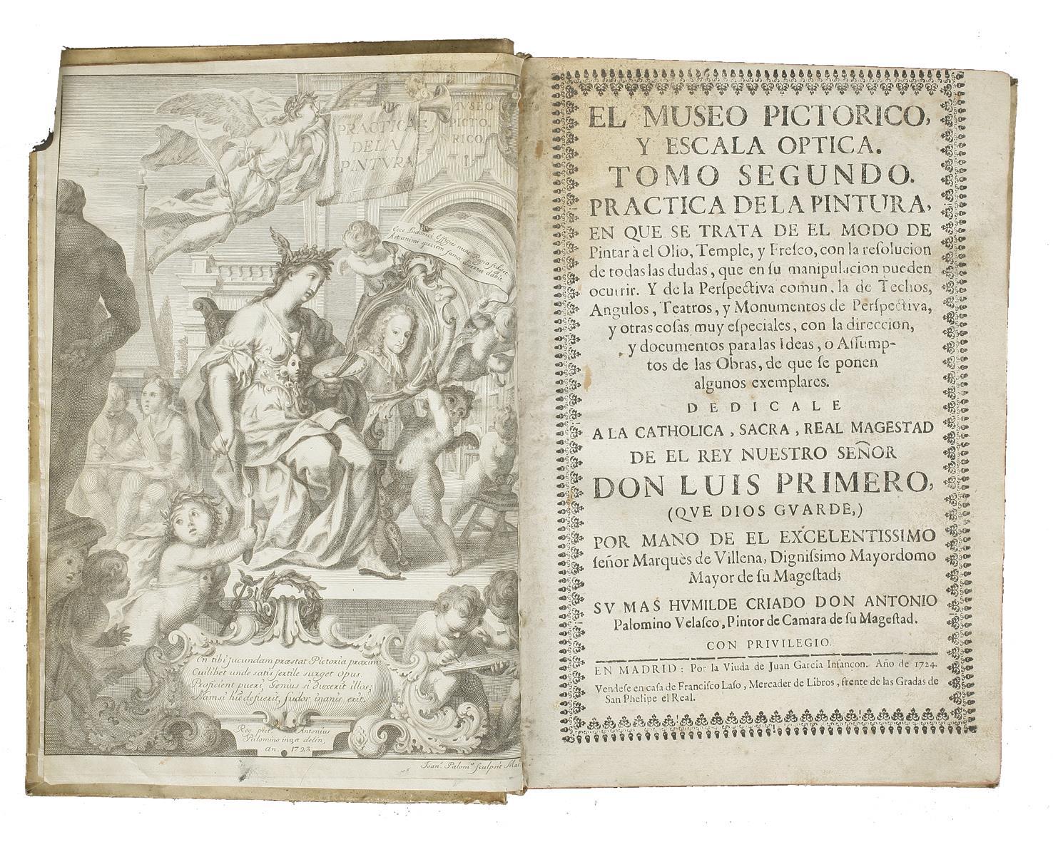 Palomino de Castro y Velasco, Acisclo Antonio (1653-1726)