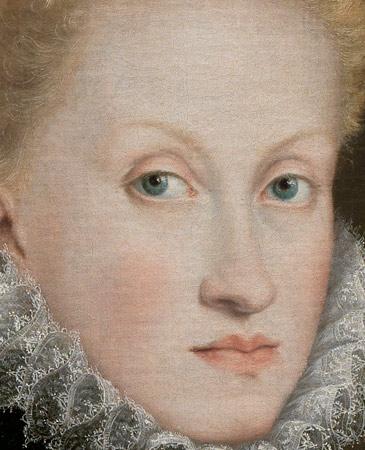 Damas y retratos en la corte de Felipe II