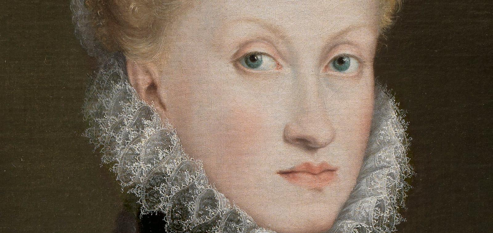 <em>Damas y retratos en la corte de Felipe II</em>