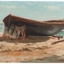 Marina (Echando la barca)