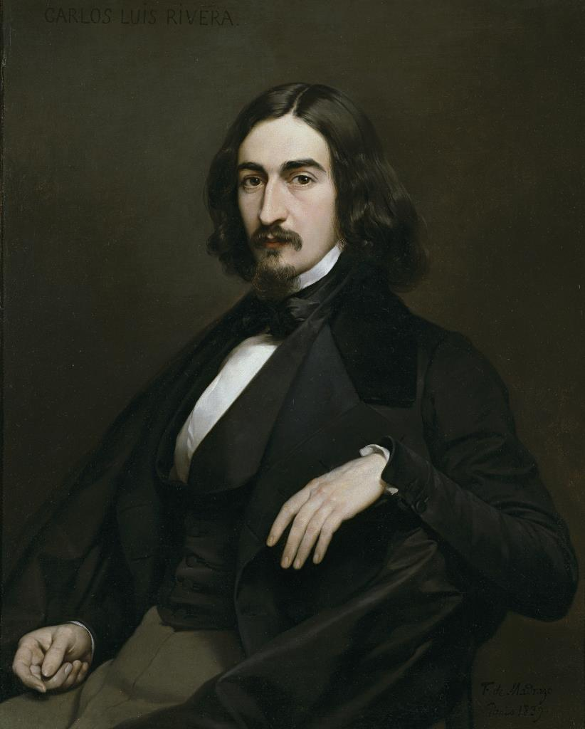 El Museo del Prado presenta su Catálogo general de Pintura del siglo XIX coincidiendo con el bicentenario del nacimiento de Federico de Madrazo