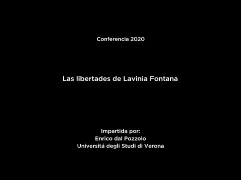 Las libertades de Lavinia Fontana