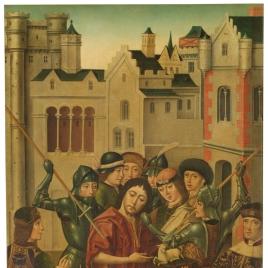 La detención de san Juan Bautista