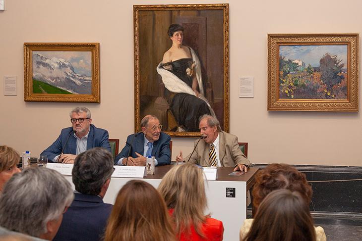 El Museo del Prado enriquece su colección del siglo XIX gracias a la donación de Hans Rudolf Gerstenmaier