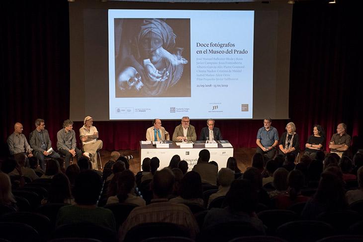 """El Museo del Prado y la Fundación Amigos del Museo del Prado presentan la exposición """"Doce fotógrafos en el Museo del Prado"""""""
