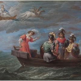 Reinaldo huye de las islas Afortunadas