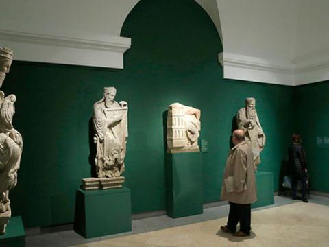 El Maestro Mateo en el Museo del Prado
