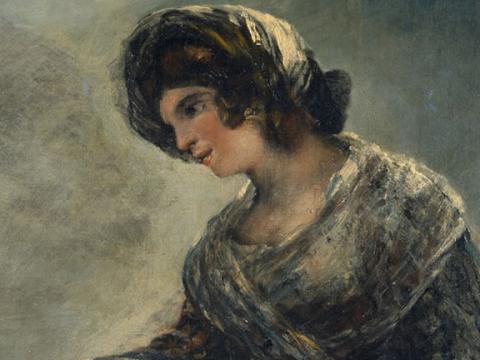 <em>La lechera de Burdeos</em>, Francisco de Goya y Lucientes, comentada por Miguel Fisac