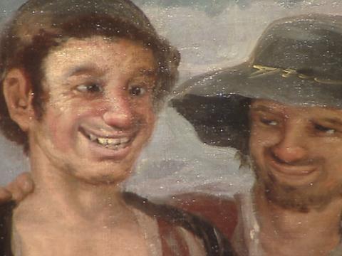 Mejoras de iluminación y distribución de las obras de Goya en el Museo del Prado
