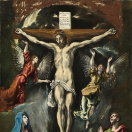The Baptism of Christ - The Collection - Museo Nacional del