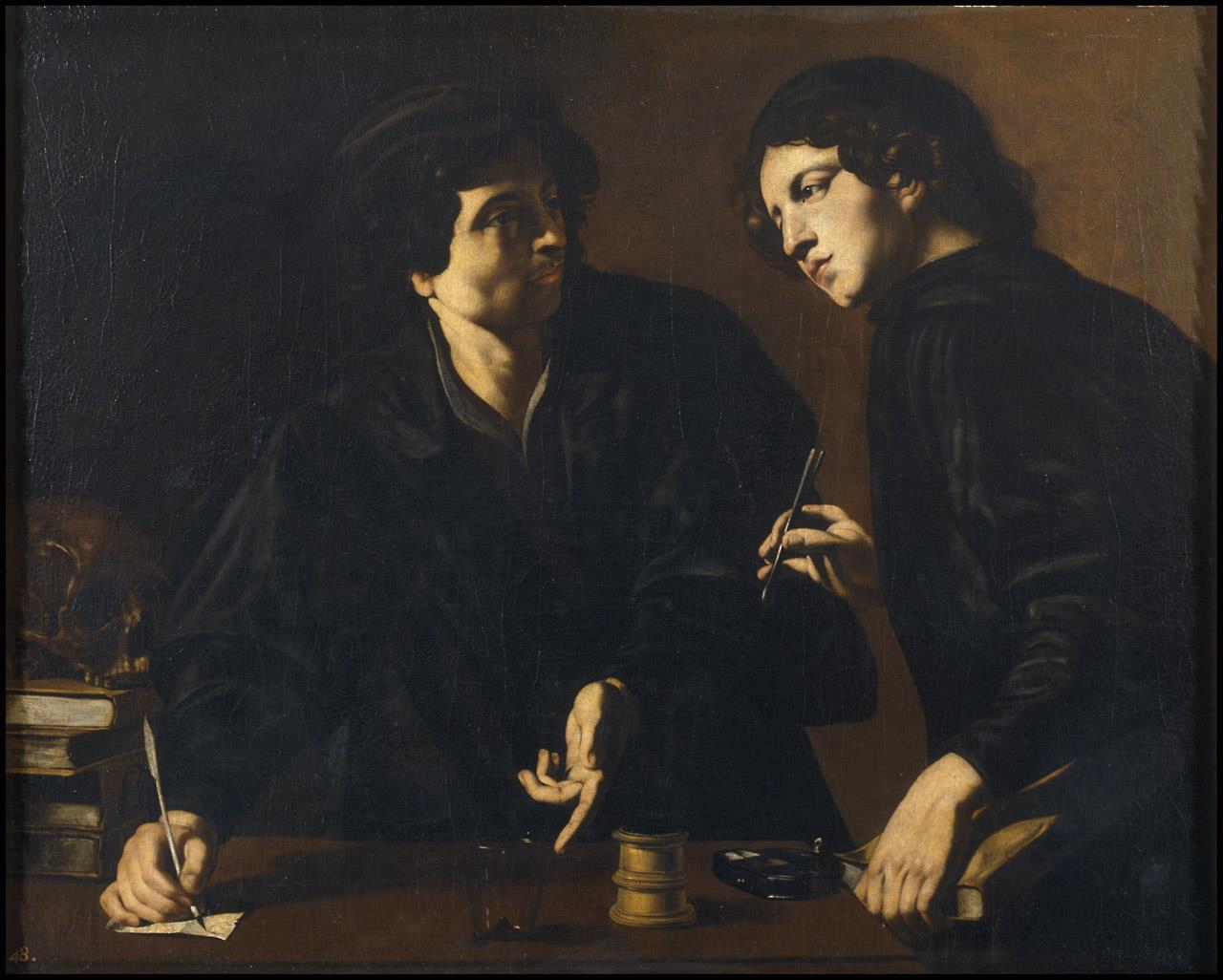 Caracciolo,GiovanniBattista. Battistello