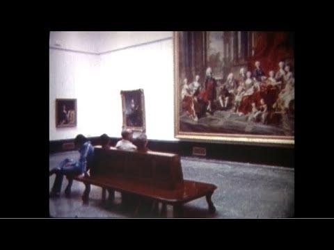 Exposición en el Prado, siglo XVIII