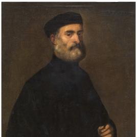 Un senador o secretario veneciano