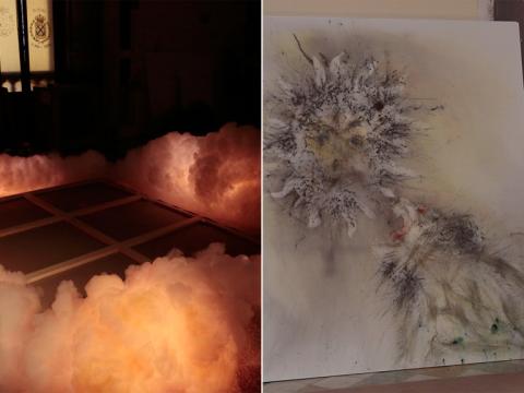 Cai Guo-Qiang, el arte de la pólvora