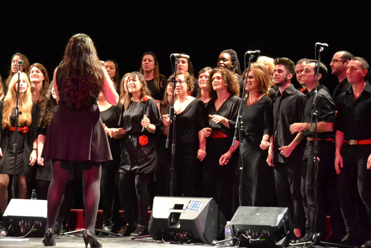 El Prado en Navidad. Coro Góspel y Música Moderna de la Universidad Complutense