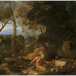 Landscape with Saint Paul the Hermit