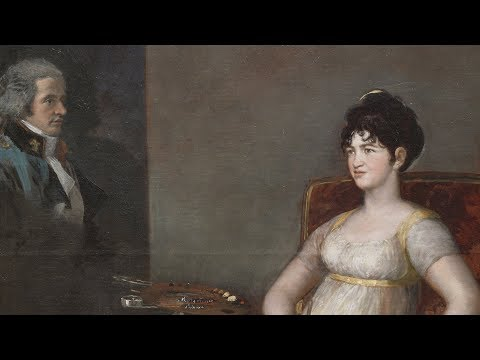 The Countess of Chinchón - The Collection - Museo Nacional