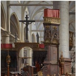 En la iglesia dei Frari (Venecia)
