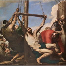 The Martyrdom of Saint Philip