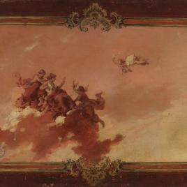Alegoría de la Belleza (boceto)