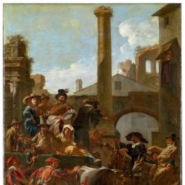 El Carnaval en Roma