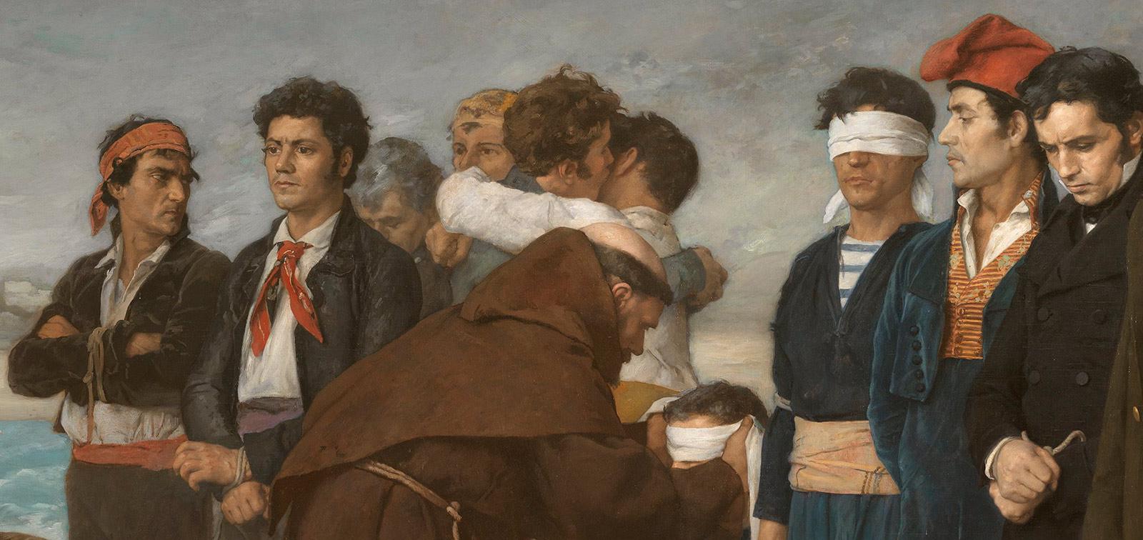 <em>Una pintura para una nación. El fusilamiento de Torrijos</em>