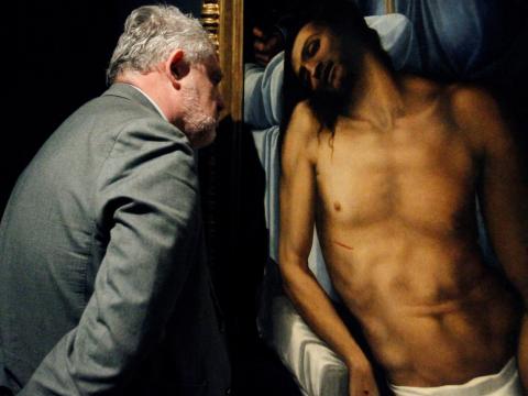 El Prado muestra la obra de los pintores del Renacimiento sobre piedra