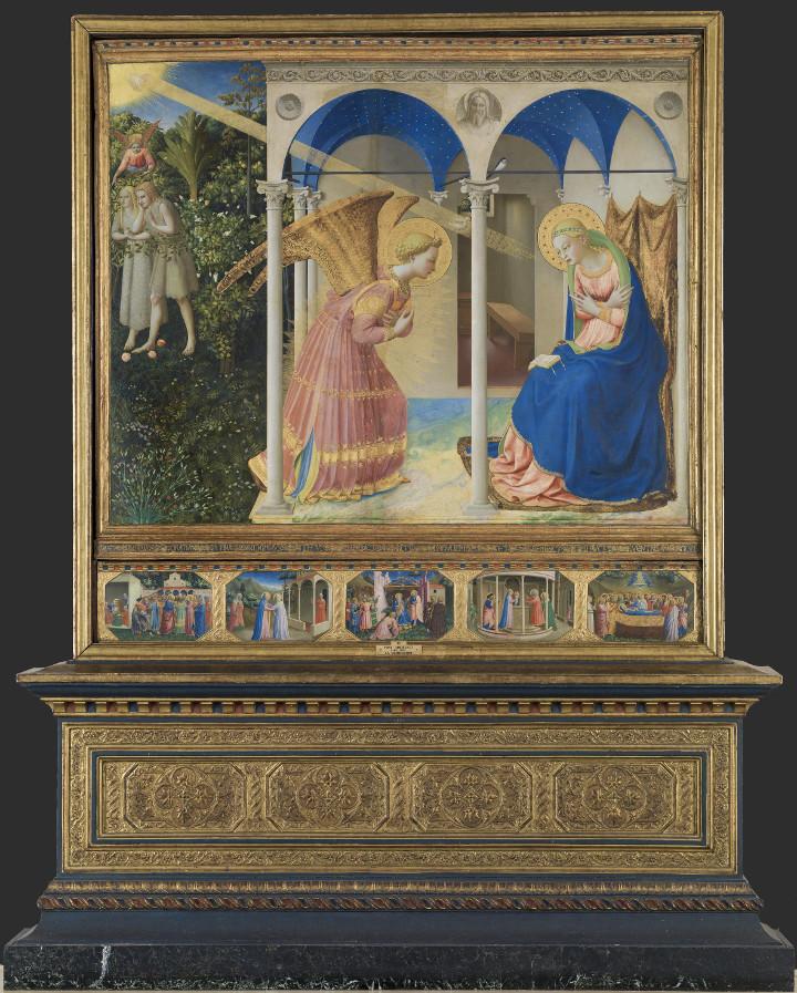 El Prado en Navidad, Navidad en el Prado. Renoir, Rubens, la colección del Museo y la música, protagonistas de la Navidad en el Prado