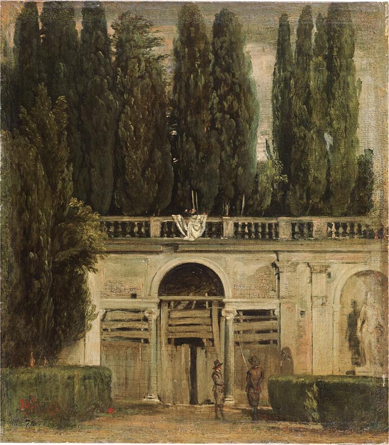 2. Villa Medicis