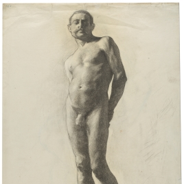 Life Study. Male Nude