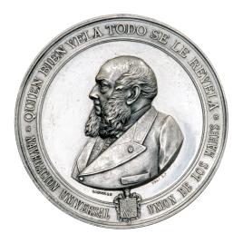 Al marqués de Campo, en la primera expedición española al istmo de Panamá