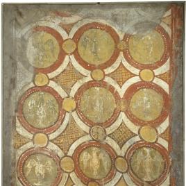 Curtain, Ermita de San Baudelio, Casillas de Berlanga (Soria)