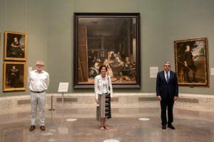 El Museo Nacional del Prado y la Organización Mundial del Turismo promueven la cultura como vínculo de unión tras la pandemia