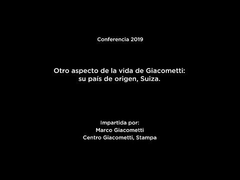 Otro aspecto de la vida de Giacometti. Su país de origen, Suiza