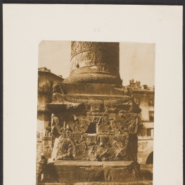Columna de Trajano en el Foro, Roma
