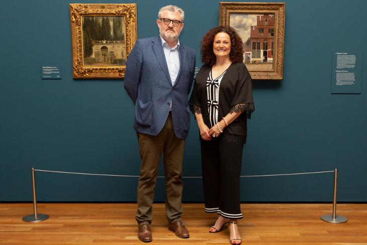 """El Museo del Prado presenta """"Velázquez, Rembrandt, Vermeer. Miradas afines"""""""