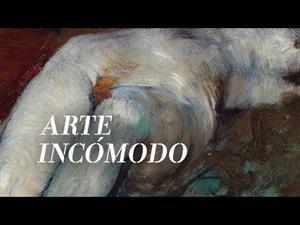 """""""Arte incómodo"""": """"Female Nude"""", 1895, Ignacio Pinazo Camarlench. """"Uninvited Guests"""""""