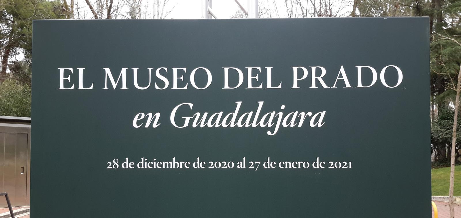 Exposición didáctica: El Museo del Prado en Guadalajara
