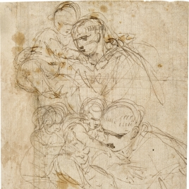 Dos apuntes para un San Antonio de Padua con el Niño