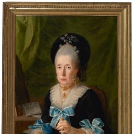 Tomasa de Aliaga, viuda de Salcedo
