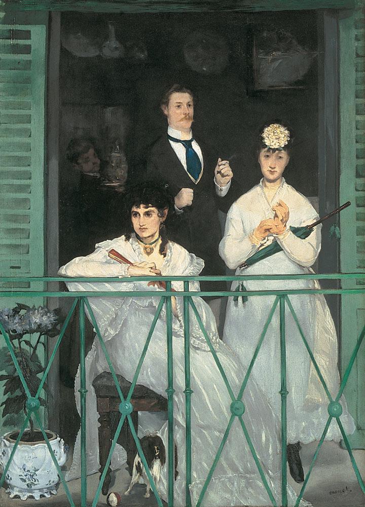 Inicios. España antes de España. La vida en París (1850-65)